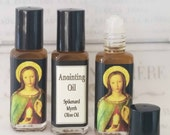 Anointing Oil - Three 1/4 ounce bottles Mary Magdalene Anointing Oil