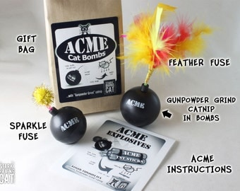 ACME Cat Bombs