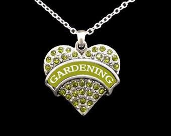 Gardening Necklace
