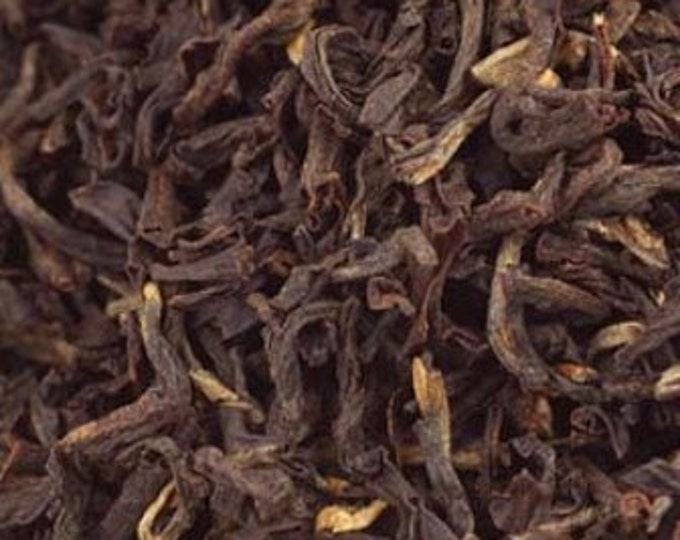 Assam Bukhial Tea - Certified Organic and Fair Trade