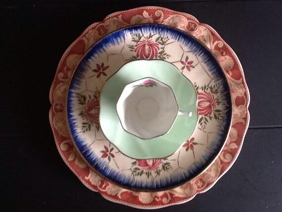 mix and match plates mismatched dinner set royal doulton. Black Bedroom Furniture Sets. Home Design Ideas