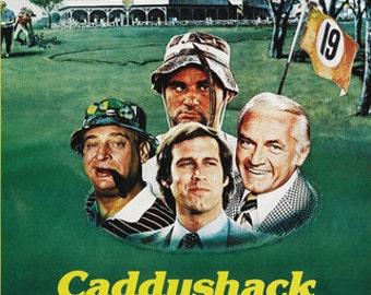 Caddyshack Golf Bill Murray Rodney Dangerfield Poster 24 x 36