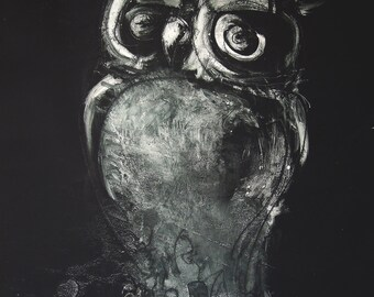 Zack Demirthsyan Monotypes