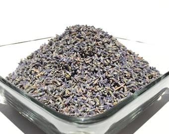 Lavender Flowers, 1 LB, 16 cups lavender