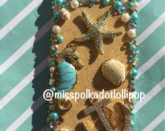 Beach Themed Cell Phone Case iPhone 6 Plus