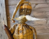 Primitive Doll - Mr. Sandman - Extreme Primitive Doll