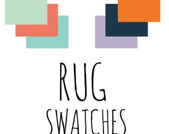 Plush Rug Swatches