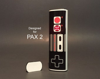 Retro Video Game Controller Decal Skin Wrap for the Pax 2 Vaporizer