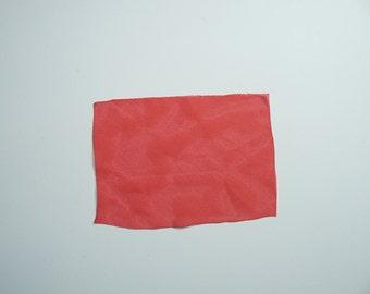 Shabby Chic Applique, Tango Tangerine Fabrics Design, Textile Fabric Trim Supplies