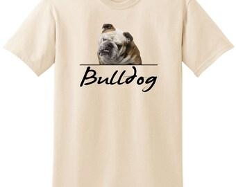 Bulldog Tee Shirt