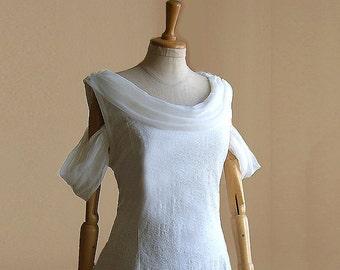 Elfenhaftes dress wedding dress ALIDA Elves