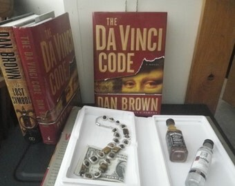 Davinci Code Book Safe / Hide a Book