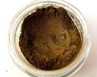 Tumbleweed: dark brown matte
