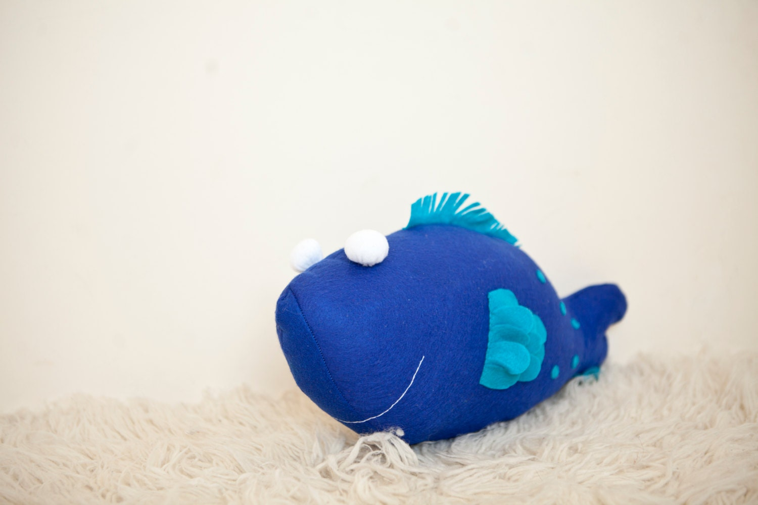 Decorative fish pillow for Fish shaped pillow