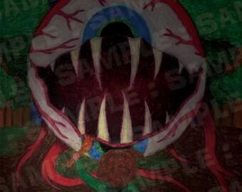 Terraria: Eye of Cthulhu