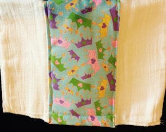 Royal Baby Burp Cloth
