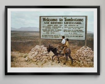 Welcome to Tombstone, 1937