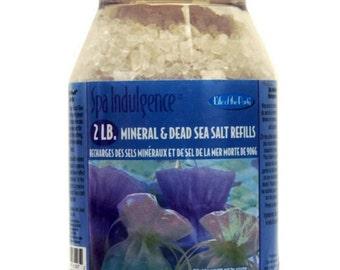 2 Lb. Mineral and Dead Sea Bath Salt Refill Soap Base 2 lb. (61007), Life of the Party