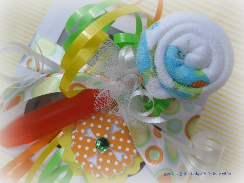 Neutral Baby Gift Sets : Neutral baby gift set by
