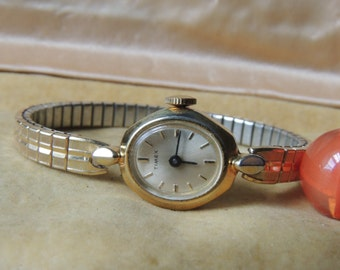1977 Women's Mechanical Timex Cocktail Watch