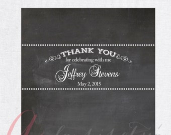 Hershey's Chocolate Bar Label. Hershey's chalkboard wrappers. Chocolate bar wrappers. Chalkboard wrappers. Editable wrappers.