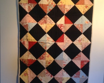 Old World Square Quilt