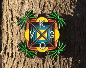 KYGO hat pin