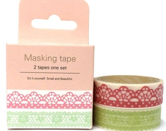 Washi Tape (4.9m) 2pc Set ST313222