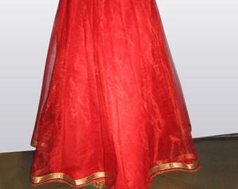 Long Skirt / sort skirt - Women long skirt - Wedding Skirt - Lenga - Party ware dress
