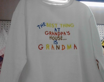 Grandma's are the best