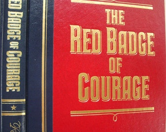 40% OFF The Red Badge of Courage by Stephen Crane,  Reader's Digest World's Best Reading Edition, 1983 Was 29.00 NOW