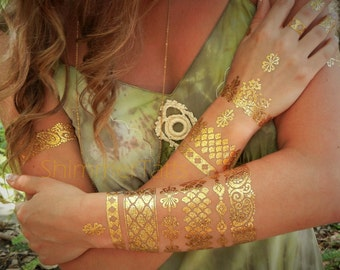 Princess Crown Jewelry, Gold Princess Crown, Gold Tiara, Tiara Crown Jewelry, Crown Tattoo, Tiara Tattoo, Gold Temporary Tattoo Crown Tiara