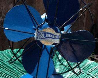 Vintage Robbins & Myers Electric Fan