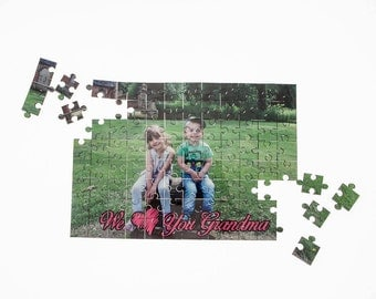 Wooden Jigsaw Puzzle – personalisable custom make jigsaw, use your own image