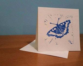 Milbert's Tortieshell Butterfly