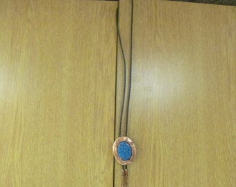 American Indian Rope Type  Necklace