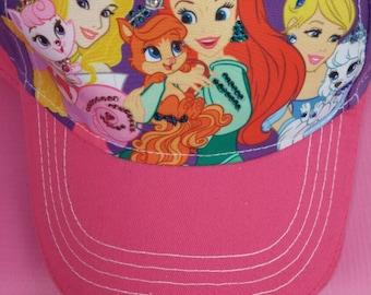 Princess Bling Baseball Hat