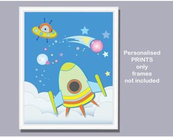 Astronaut bedding   Etsy