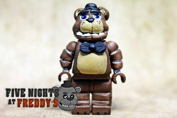Lego 5 Nights At Freddy S Toys : Five nights at freddy s custom lego