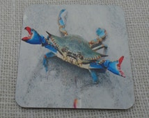 Blue Crab Coasters