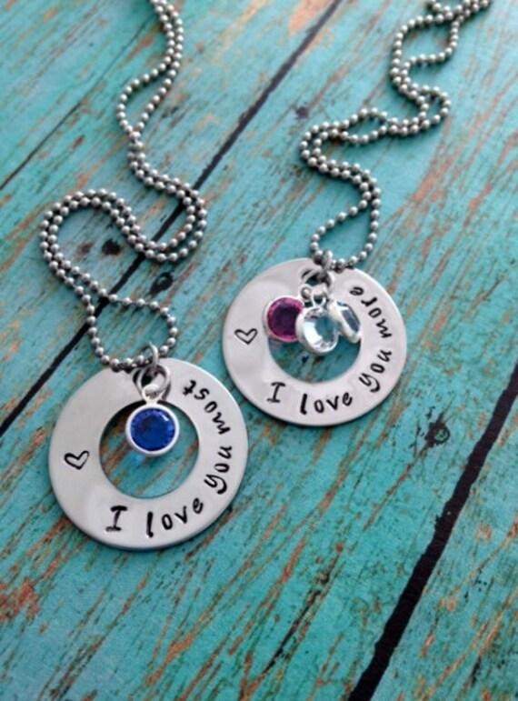 Amazon.com: i love you most jewelry