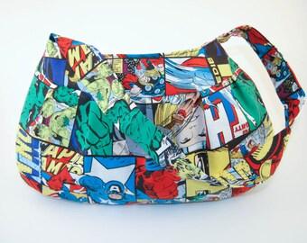 Avengers Purse Shoulder Bag