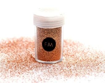 Copper Glitter - extra fine.