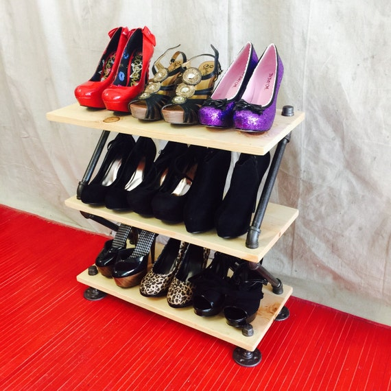 industrial shoe rack high heel shoe shelf shoe organizer