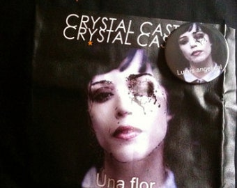 """Magical Cotton bag """" Violent youth """" Crystal Castles + odorama - Limited edition -"""