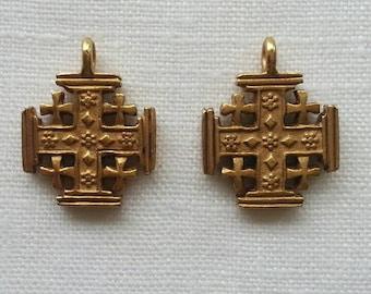 Brass Crosses