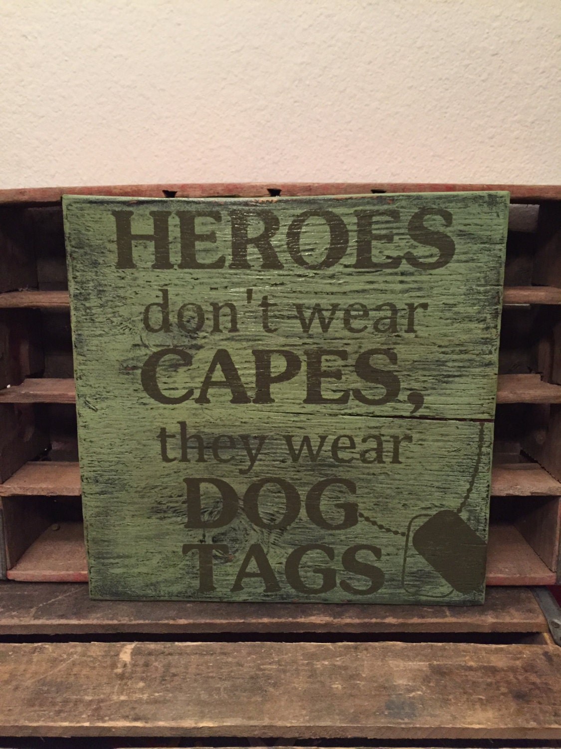 Military Sign Heroes Don't Wear Capes They Wear Dog Tags. Highschool Signs. Separation Signs. Kitchen Wall Signs. Medical Cause Signs Of Stroke. Train Signs Of Stroke. Music Notes Signs. Hazard Warning Signs. Water Lily Sign Signs Of Stroke