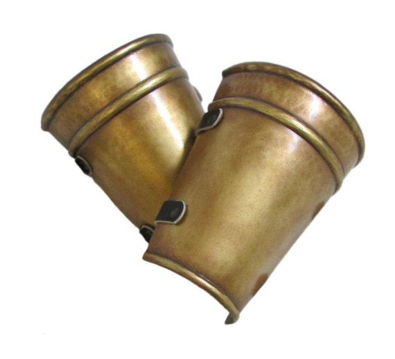 Larp Armor classical greek roman style vambraces