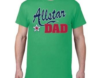 Men's Allstar Dad T-Shirt 21294-916