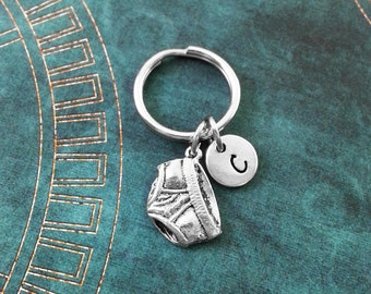 Tighty Whities Keychain VERY SMALL Whitey Tighties Keychain Mens Underwear Keychain Husband Keychain Fathers Day Keychain Boyfriend Keychain